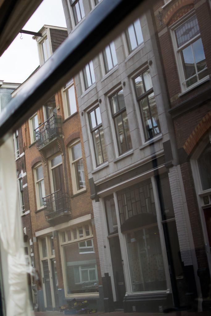 Jordaan reflection Amsterdam