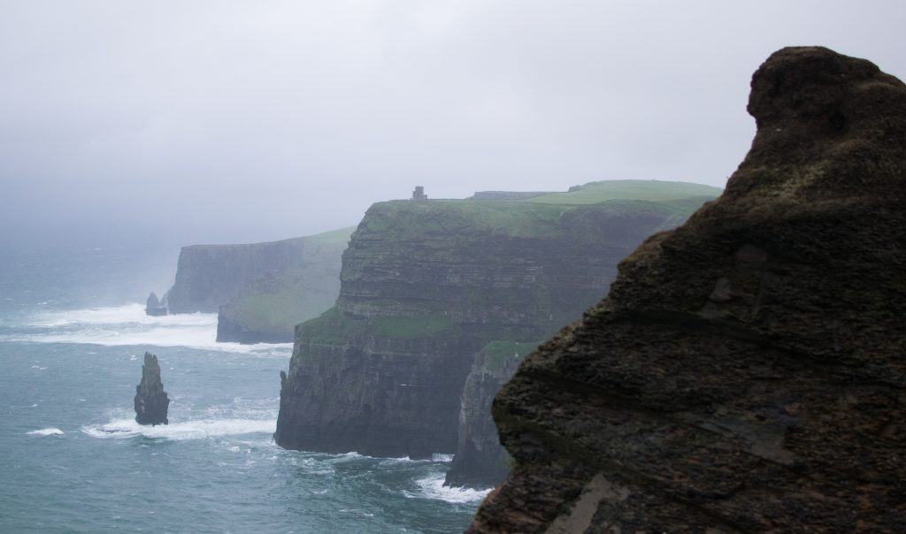 Galway and the Cliffs of Moher