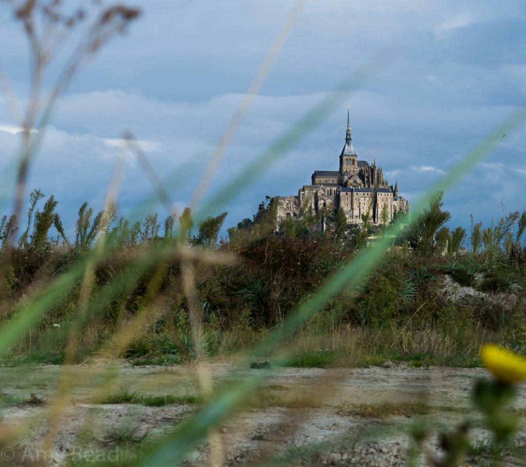 Mont Saint-Michel souvenir