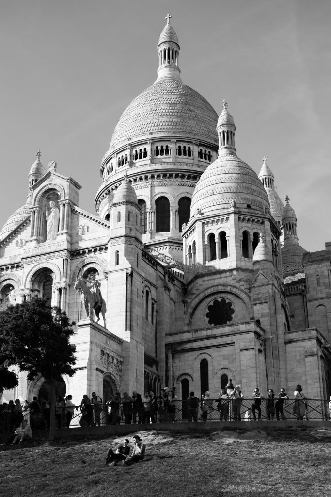 Montmartre and Sacré Coeur