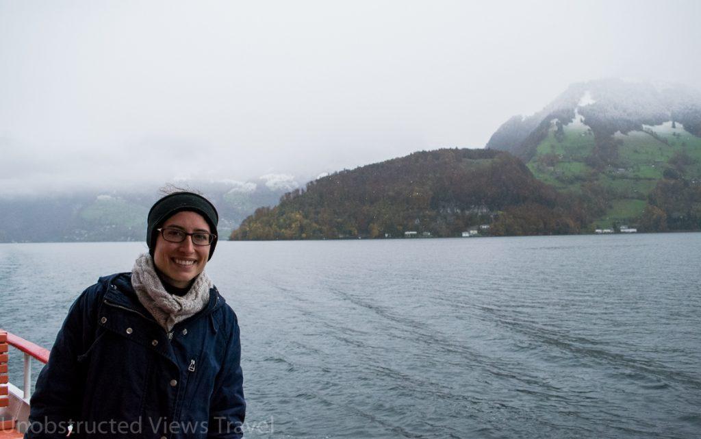 Hey look, it's me! I'm in Switzerland!