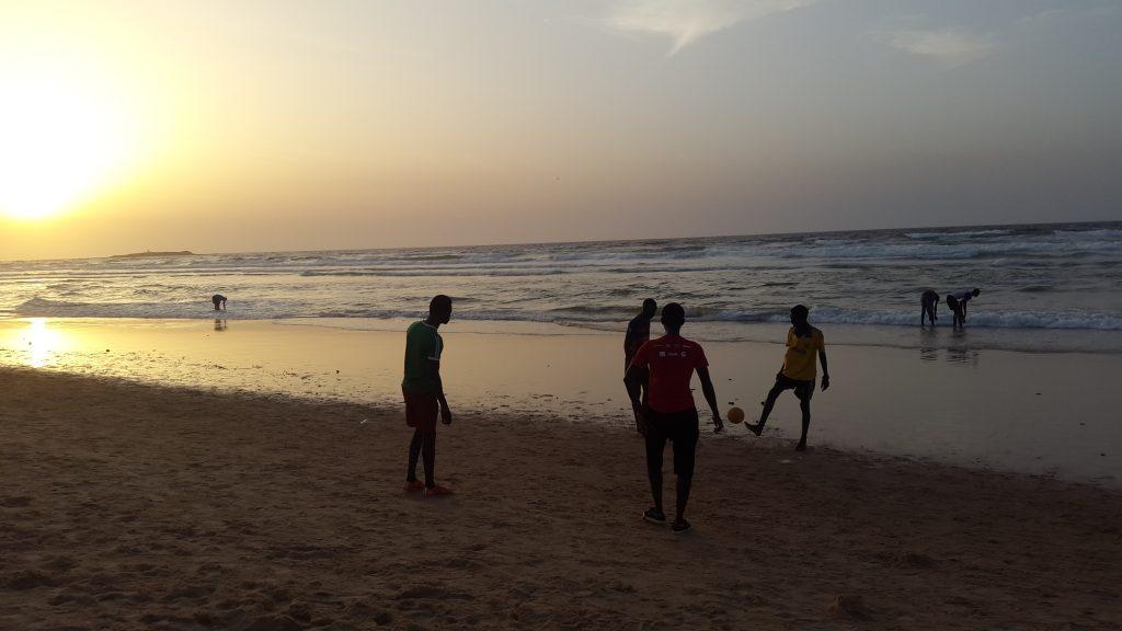 Family life in Senegal