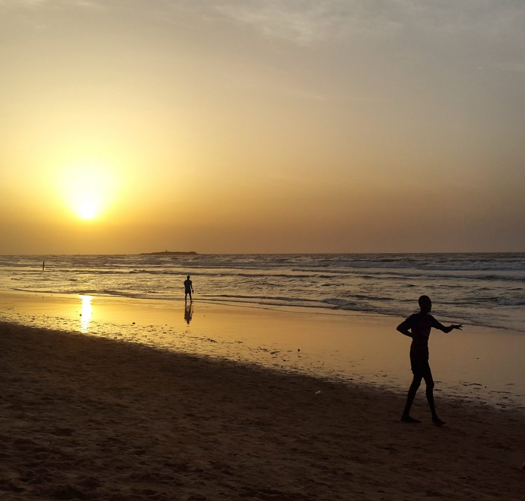 First impressions of Senegal